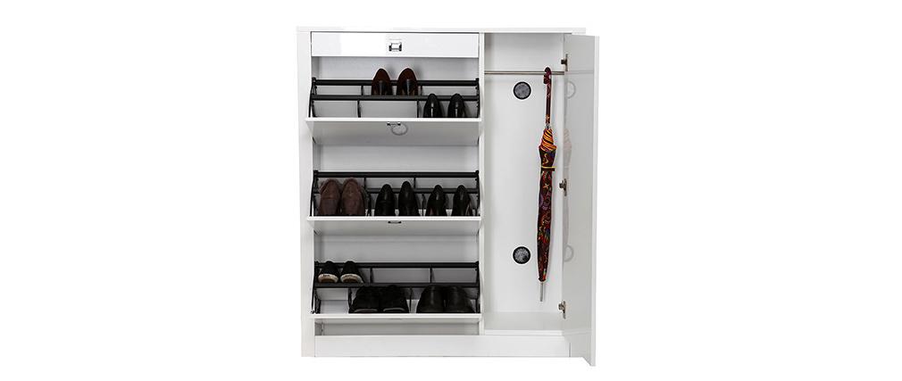 Design-Schuhschrank REVA Weiß