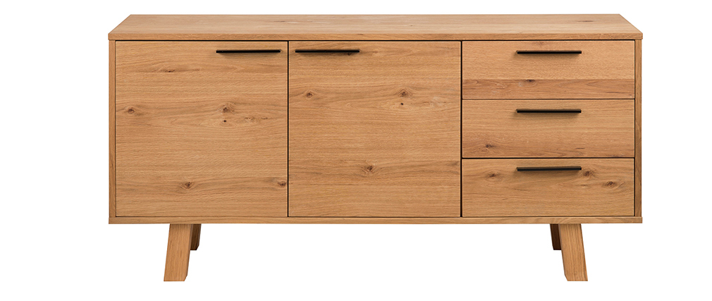 Design Sideboard Holz Honore Miliboo