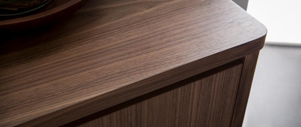 Design-Sideboard Nussbaum FIFTIES