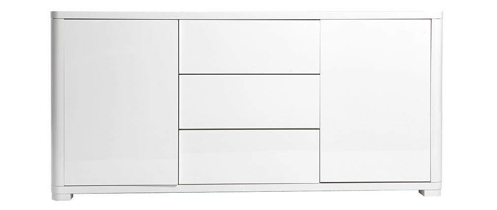 Design-Sideboard Weiß lackiert glänzend PAX