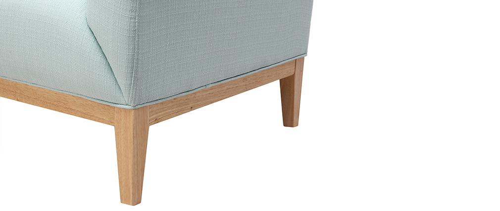 Design-Sofa 2 Plätze Minzgrün MARY
