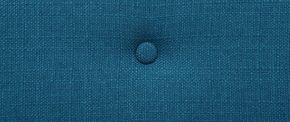 Design-Sofa verstellbar Blau OSCAR
