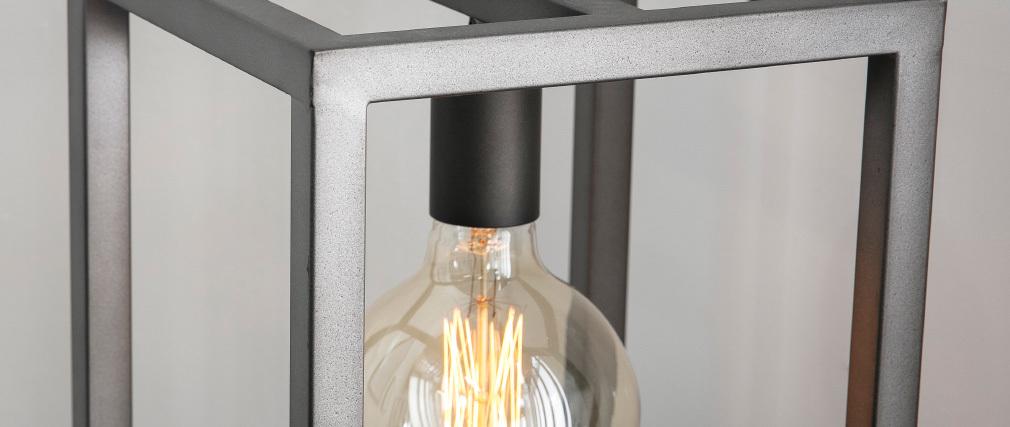 Design-Stehlampe aus Metall quadratisch COLUMN