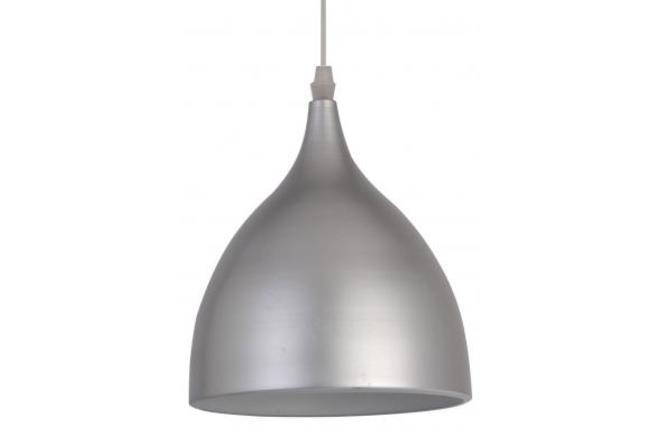 design stehlampe drop aus metall silber miliboo. Black Bedroom Furniture Sets. Home Design Ideas