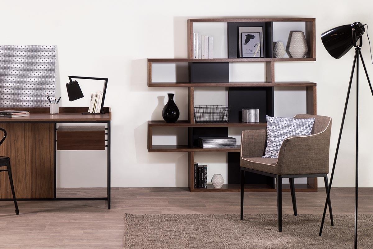 design stehlampe metall schwarz boony miliboo. Black Bedroom Furniture Sets. Home Design Ideas