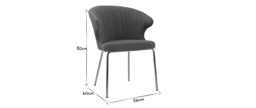 Design-Stuhl petrolblauer Velours und goldfarbenes Metall REQUIEM ? Miliboo |1| Stéphane Plaza