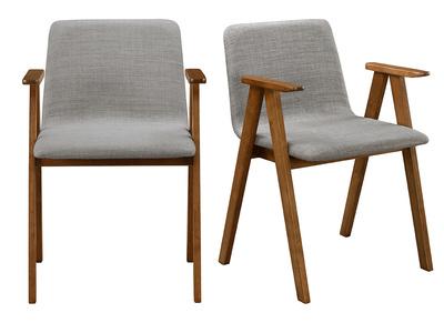 holzst hl online kaufen mit und ohne armlehne miliboo. Black Bedroom Furniture Sets. Home Design Ideas