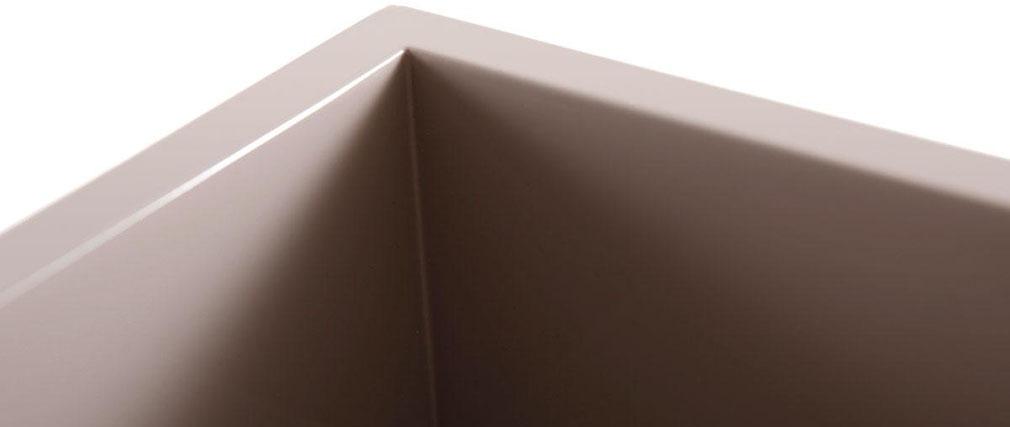 Design-Tablett TEENA Taupe