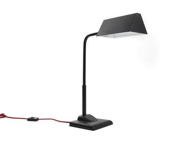 Design-Tischlampe Schwarz BLAVA