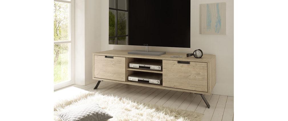 Design-TV-Möbel 156cm Eiche ORIGIN
