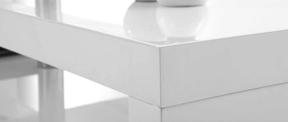 Design-TV-Möbel drehbar MAX V2 Weiß