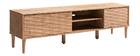 Design TV-Schrank mit 2 erhöhten Holztüren ABY