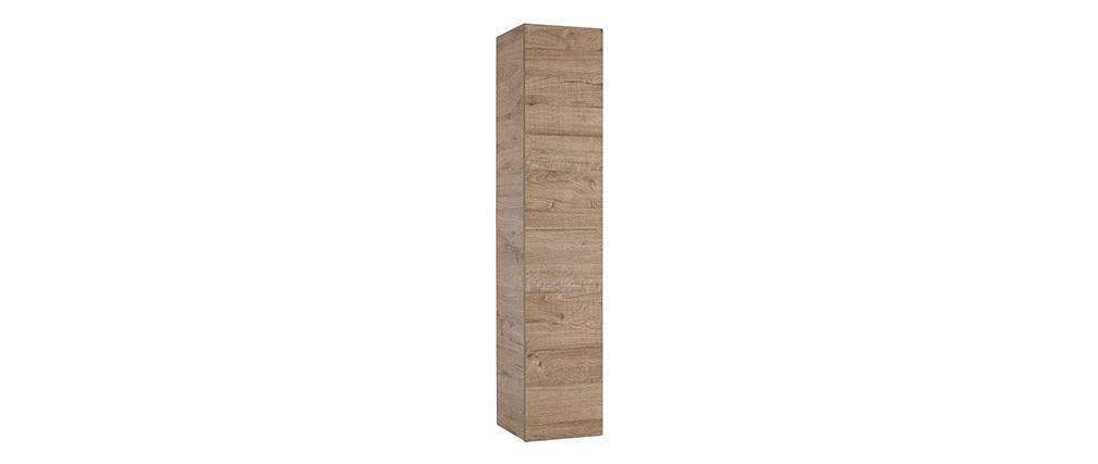 Design-Wandelement Holz honigfarben vertikal COLORED V2
