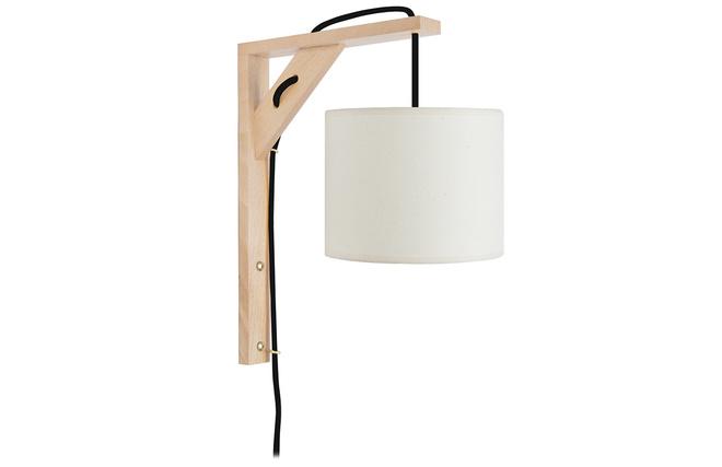 wandleuchte holz brilliant wandleuchte hardwood flammig w holzglas eichewei inkl led with. Black Bedroom Furniture Sets. Home Design Ideas