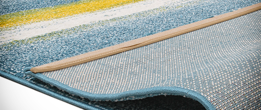 Designer-Teppich multicolor 200 x 290 cm SUNSHINE