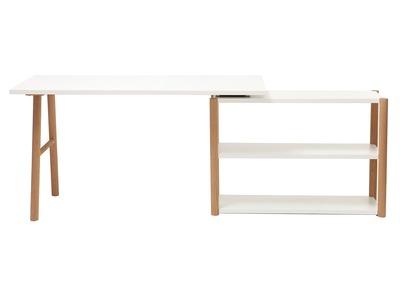 schreibtisch kaufen mit 2 jahre garantie miliboo. Black Bedroom Furniture Sets. Home Design Ideas