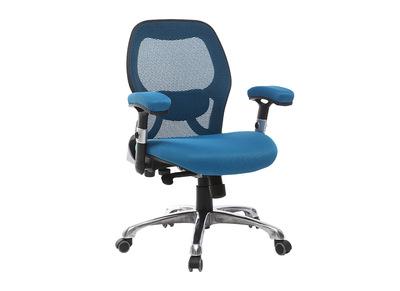 Ergonomischer Schreibtischsessel Blau ULTIMATE V2