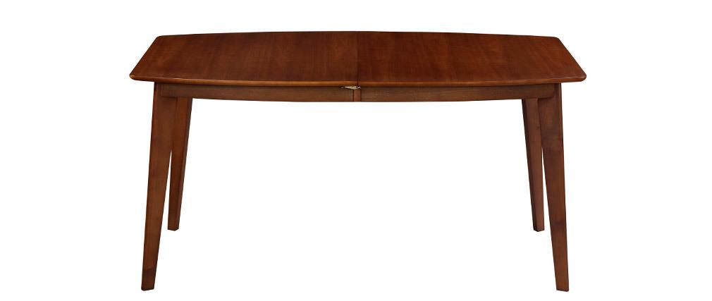 Esstisch ausziehbar skandinavisch Nussbaum L150-200 LEENA
