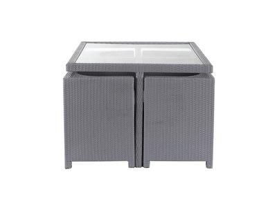 Loungemöbel outdoor günstig grau  Garten Lounge-Möbel: Gartenmöbel zu günstigen Preisen - Miliboo ...