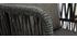 Graue geflochtene Barhocker für den Außenbereich 76 cm (2er-Satz) NALA