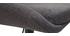 Höhenverstellbare Barhocker dunkelgrau (2er-Set) HOLO