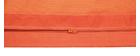 Husse für Riesen-Sitzsack BIG MILIBAG Orange