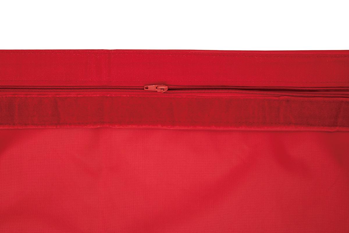 Husse für Riesen-Sitzsack BIG MILIBAG Rot