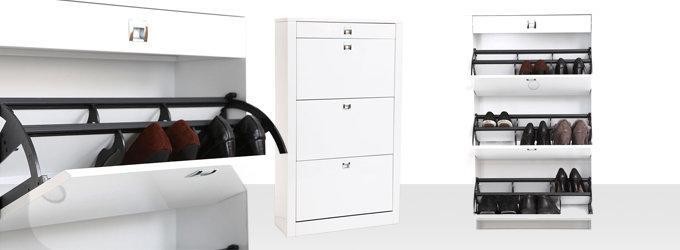 Schuhschrank kaufen - Design-Möbel zu günstigen Preisen | Miliboo ...
