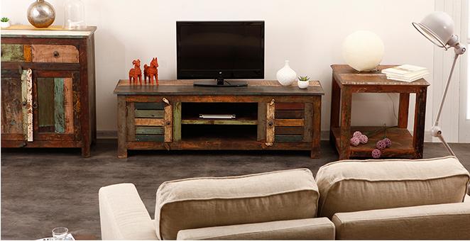 Tv möbel wandsysteme  TV-Möbel - Miliboo