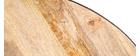 Industrieller Esstisch ATELIER Holz und Metall
