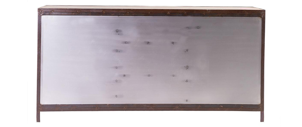 Industrielles Design-Sideboard INDUSTRIA