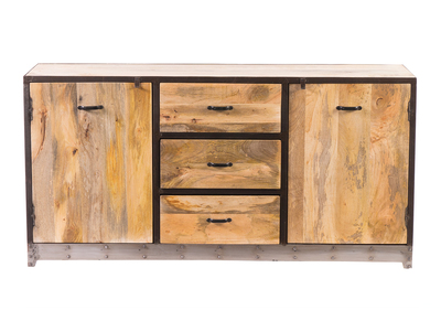 Industrielles Design-Sideboard INDUSTRIA