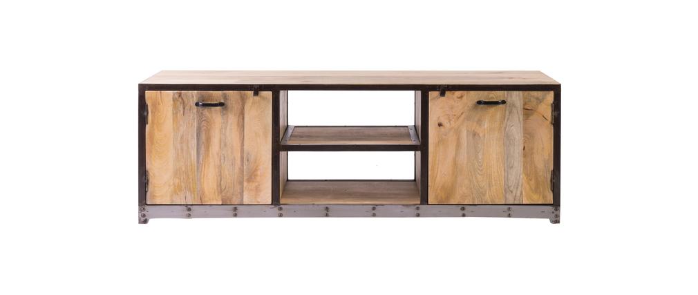 Industrielles Design-TV-Möbel 150 cm INDUSTRIA
