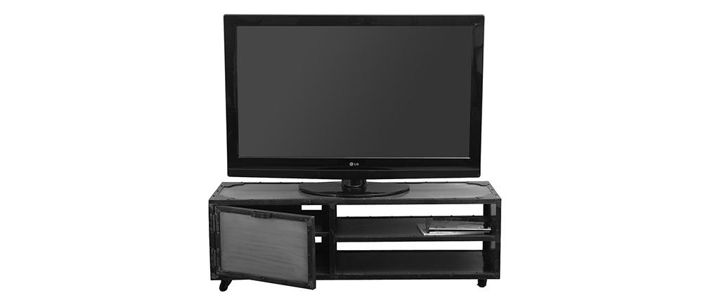 Industrielles TV-Möbel FACTORY