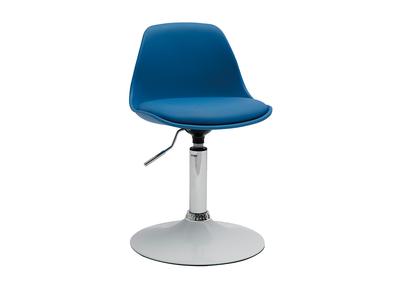 Kinder-Design-Schreibtischstuhl Blau STEEVY
