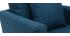 Kindersessel skandinavisch abnehmbarer Stoff Blaugrün BABY OSLO
