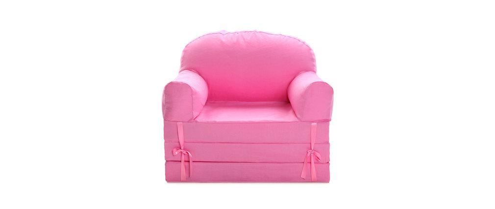 Kindersessel rosa  Kindersessel verstellbar Rosa NOA - Miliboo