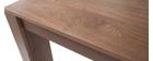 Konsolentisch ausziehbar Nussbaumholz CALEB