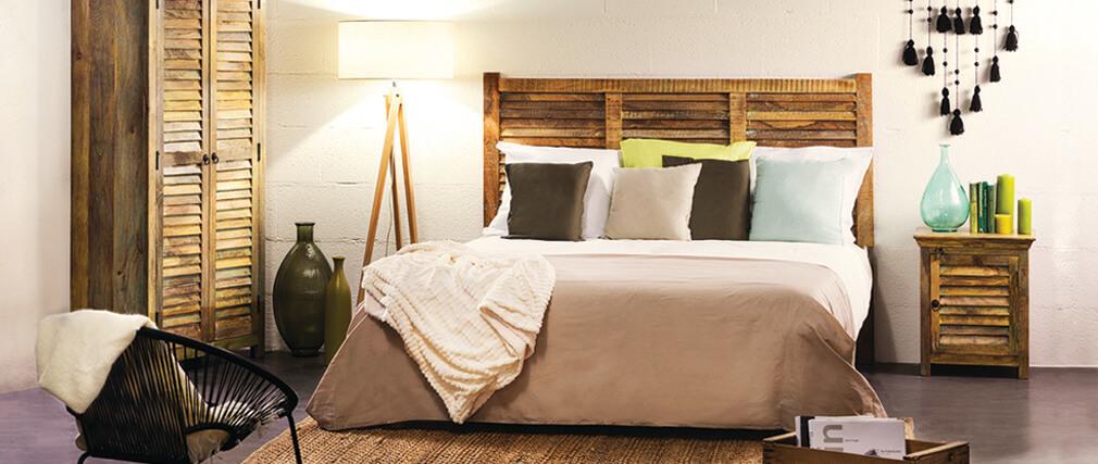 Kopfteil Bett 160 LACANAU