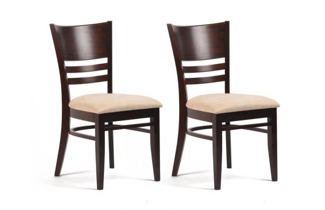 Küchenstühle  Esszimmerstühle FREDDIE  Farbe Wenge