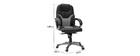 Moderner Bürosessel /Stuhl Matteo