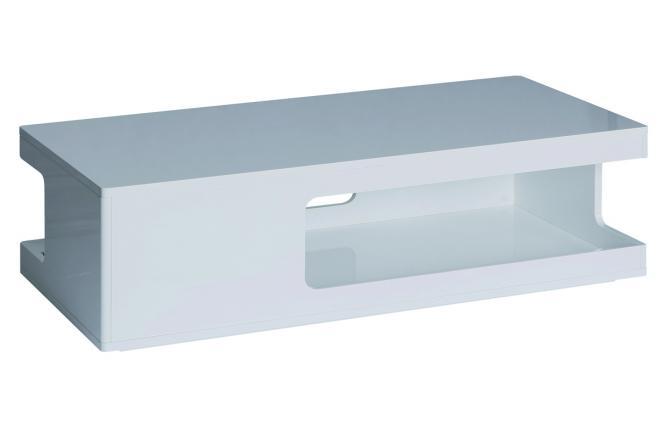 Rechteckiger design salontisch couchtisch lea wei for Salontisch design
