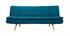 Schlafsofa 3-Sitzer blaugrün SENSO - Miliboo  1  Stéphane Plaza
