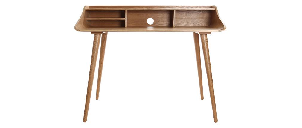 Schreibtisch Eschenholz NORDECO