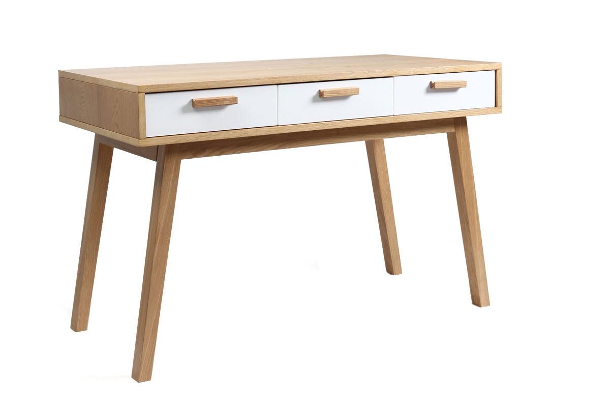 Schreibtisch skandinavisches Design HELIA - Miliboo