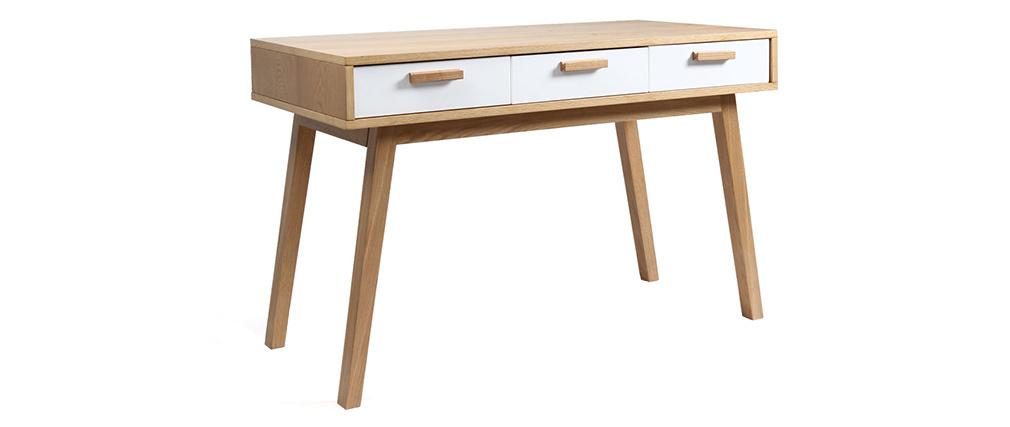 Schreibtisch skandinavisches Design HELIA