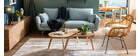 Sessel aus Rattan naturfarben MALACCA