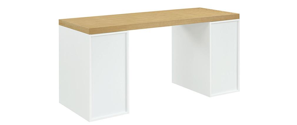 Schreibtisch Schrank Weiß 2021