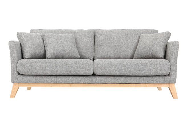 Skandinavische Sofas Modell : Skandinavische einzelliege niela rosa mit bettkasten möbel letz