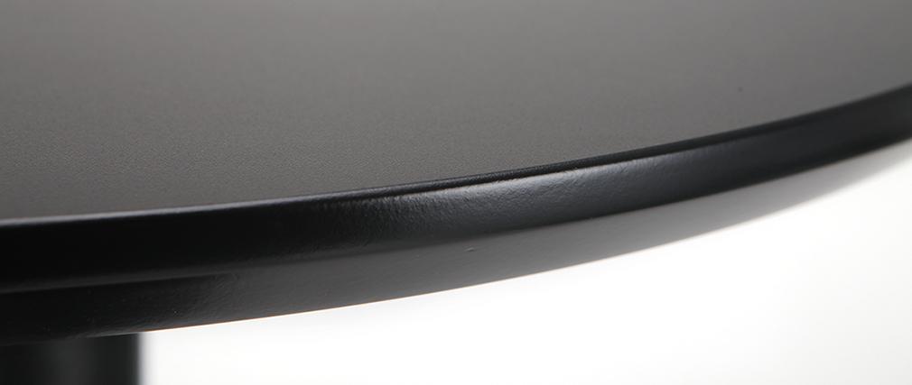 Stehtisch rund schwarz PENCO